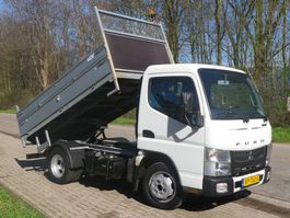 tipper lcv Fuso CANTER 2015