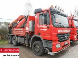 crane truck Mercedes-Benz Actros 3336 6x4 E4 Palfinger PK42002 Ladekran 2008