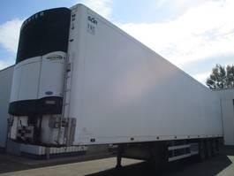 refrigerated semi trailer Sor SP71 ,3 Axle, Fridge trailer , aluminum rims , new tires !! 2005