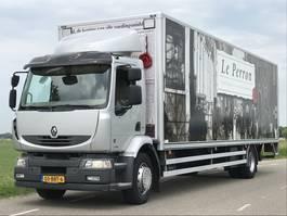 closed box truck > 7.5 t Renault RENAULT MIDLUM 18.270 EURO5.  2013.  920x250x250.  9000kg Laadvermogen. ... 2013