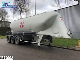 feed semi trailer Spitzer Silo Silo / Bulk, 37000 liter, 3 bar  bar, 50c, Disc brakes 2004