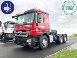 cab over engine Mercedes Benz ACTROS 2644 2011