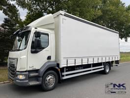 sliding curtain truck DAF LF 280 SCHUIFZEIL 197.000 KM 2016