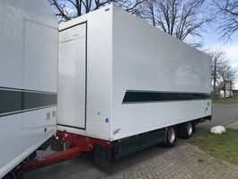 refrigerated trailer Draco MZS 218 2009