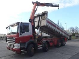 tipper truck > 7.5 t DAF cf85.460 2011