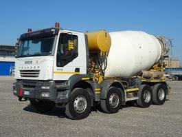 concrete mixer truck Iveco 410T45