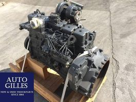 Engine truck part Iveco F4BE0684K / F4BE0684K D400
