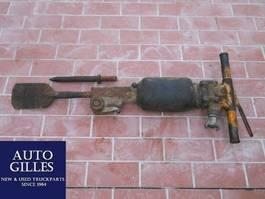 other equipment part Krupp Preßlufthammer