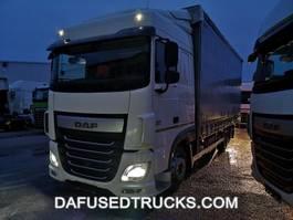 ostatní nákladní vozidla DAF XF 460 FAR 2016
