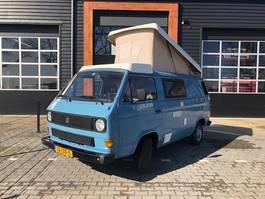 samochód mieszkalny Volkswagen T3 Reimo Camper met hefdak gerestaureerd 1984