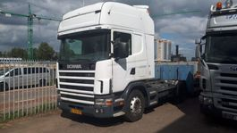Andere LKW-Teil Scania r114  motor defect / parts 2000