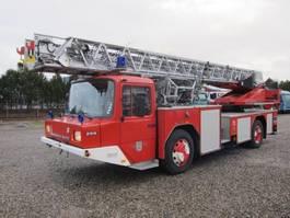 fire truck Magirus Deutz Deutz V8, 30 m. Leiter DL23-12 1982
