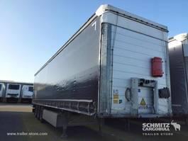 sliding curtain semi trailer Schmitz Cargobull Schuifzeil 2017