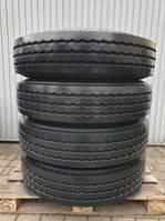 tyres truck part Continental 10.00R20_CONTINENTAL_HSR_146K_TT_16PR_neuwertig_Top Zustand