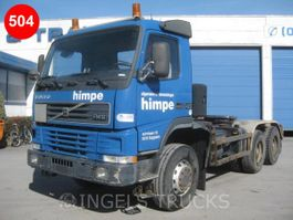 cab over engine Volvo FM 12  420  6X6 DAYCAB 2001