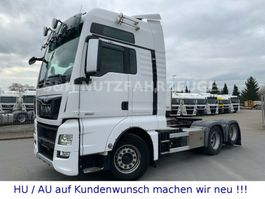 tracteur poids lourd MAN TGX 28.520 XXL D38 EURO 6 6x2 HYDRAULIK RETARDER 2016