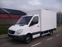 veículo comercial ligeiro de caixa fechada < 7.5 t Mercedes Benz SPRINTER 513 CDI     AIRCO+TUV+HOLLAND TRUCK 2011