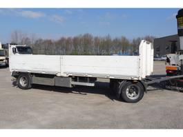 drop side full trailer Royen RE 2 F 4 - PLATEAU 6,20 m - 20' CONTAINERVERGRENDELING - LAADVLOER 95 CM... 2016