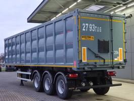 tipper semi trailer Wielton Wielton NW-3 56m3 Stahl-Kipper / Leasing 2020