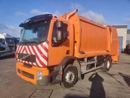 garbage truck Volvo FE 280 GEESINK Waste Collector 2007