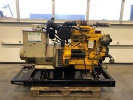 generator John Deere 4045 Stamford 65 kVA generatorset 2005
