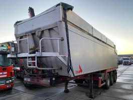 tipper semi trailer Stas 3AS - 48 M3 2002