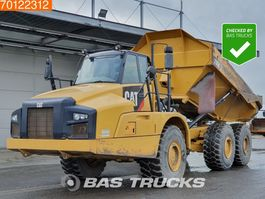 articulated dump truck Caterpillar 735B Full service ADT dumpers - Tailgate 2013
