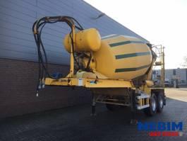 concrete mixer semi trailer Mol M1012/20T/37/3 2006