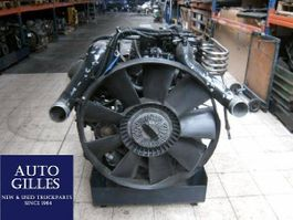 Engine truck part MAN F2000 D 2866 LF 34 / D2866LF34 LKW Motor 1998