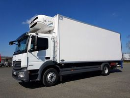 refrigerated truck Mercedes Benz ATEGO 1523 BLUETEC 6 2014