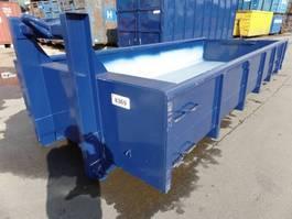 open top shipping container VERNOOY CONTAINER 8369 AFZETBAK NIEUW