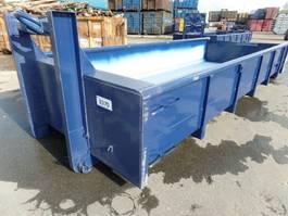 open top shipping container VERNOOY CONTAINER 8370 AFZETBAK NIEUW