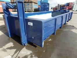 open top shipping container VERNOOY CONTAINER 8371 AFZETBAK NIEUW