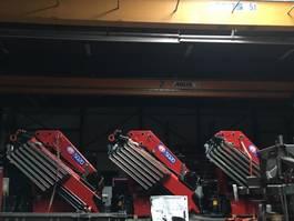 Kranwagen HMF HMF 5020K6 met Jib K5 2020
