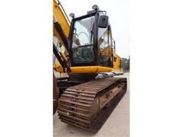 crawler excavator JCB JS 220 2013