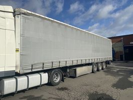 sliding curtain semi trailer Krone SD, EDSCHA, SAF Portaltüren, TOP 2014