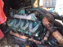 Engine truck part Scania 143.500 1992