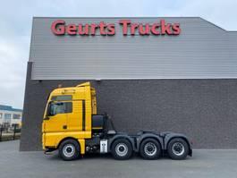 heavy duty tractorhead MAN TGX 41.540 8X4 HEAVY DUTY TRACTOR 180 TONS 2009