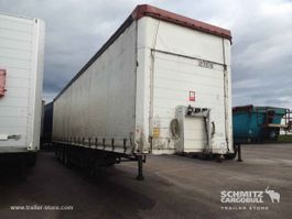 sliding curtain semi trailer Schmitz Cargobull Schuifzeil Standaard 2012