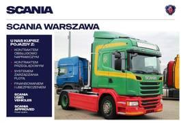 cab over engine Scania G 410 LA4x2MNA 2015