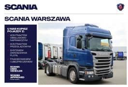 cab over engine Scania R 450 LA4x2MNA 2016