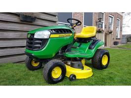 mini - compact - garden tractor John Deere X110 gazonmaaier 2019
