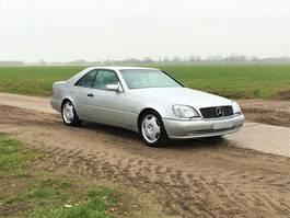 coupé car Mercedes Benz CL-Klasse cl 500 1996
