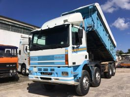 tipper truck > 7.5 t DAF CF85 430 Meiller Tipper for 3 sides 2000