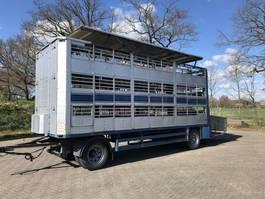 livestock trailer Cuppers LVA 10 10 1999