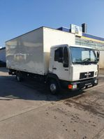 closed box lcv < 7.5 t MAN 8.163 Koffer U-LBW TÜV NEU!! Schalter 1997