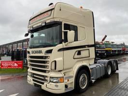 cab over engine Scania R560 6X2 EURO 5 + RETARDER MET AD BLUE 2012
