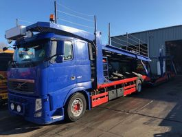 car transporter truck Volvo FH13 -460 LOHR COMPLEET 2010 2010