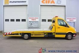 car transporter truck Mercedes-Benz Sprinter 316 CDI Autom Xenon Klima Luftfederung 2013