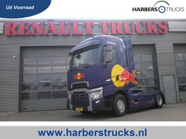cab over engine Renault T-High 4*2 T 480 PK full colour wrap 2017